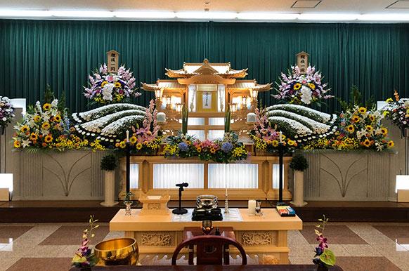 見学会。京都市左京区の葬儀相談なら北白川ホール。
